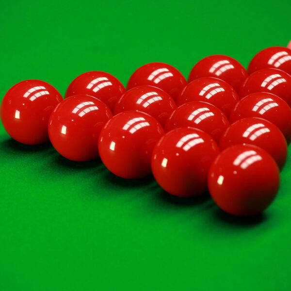 Image of snooker balls